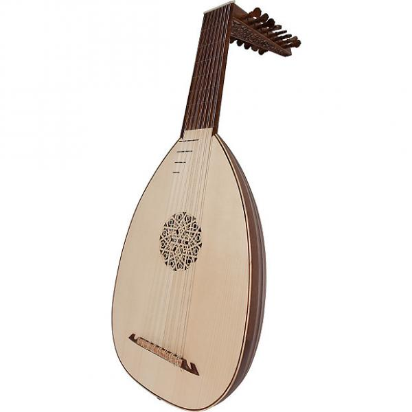 """Custom Roosebeck 30.25"""" Deluxe Lute 8 Course Padded Gig Bag Left Handed #1 image"""