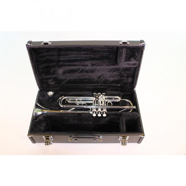 Custom Yamaha YTR-2330SC Student Trumpet SILVER PLATE MINT #1 image