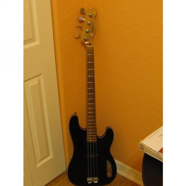 Custom Fender Telecaster Bass 1968 Black - Tuxedo #1 image