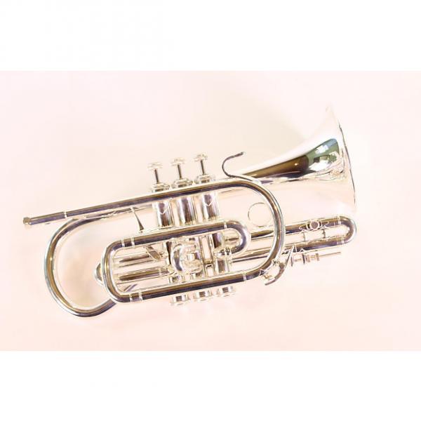 Custom Bach Stradivarius Model 184SL Professional Shepherd's Cook Cornet MINT #1 image