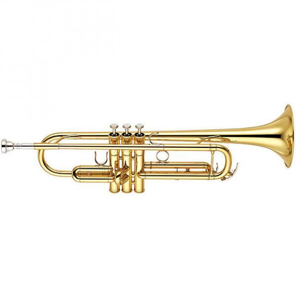 Custom Yamaha YTR6335A professional standard weight trumpet (YTR-6335A) #1 image