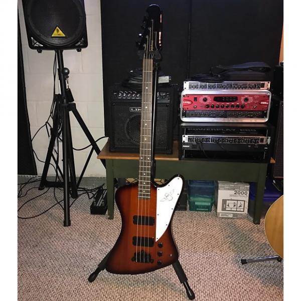 Custom Epiphone Thunderbird IV Bass Classic Sunburst #1 image