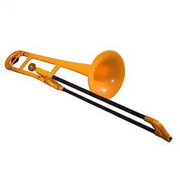 Custom pBone Trombone Yellow (PBONE1Y) #1 image