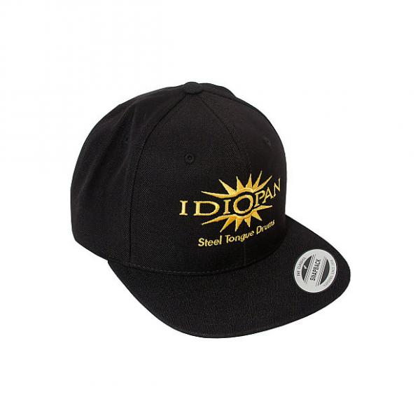 Custom Idiopan Flat Bill Snapback Logo Cap #1 image
