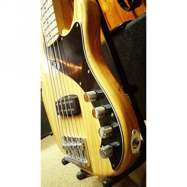Custom Fender deluxe V bass dimension 2016 Alder Gloss Polyester #1 image