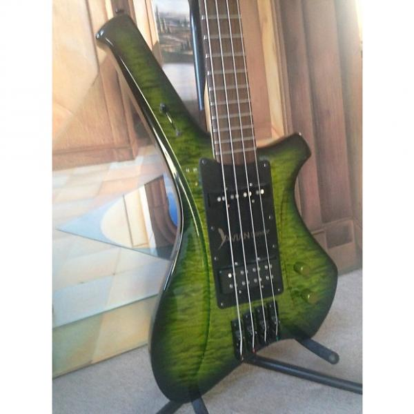 Custom AVIAN CONDOR Premium 4 String Electric Bass Guitar - MINT - NOS #1 image