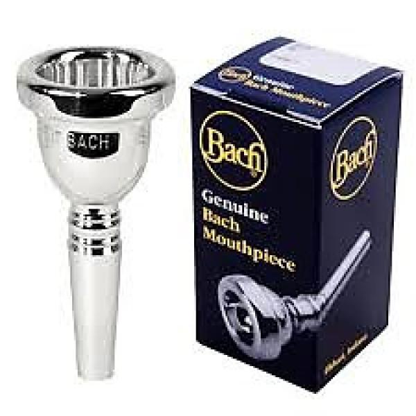Custom Bach Tenor Trombone Mouthpiece 7C #1 image