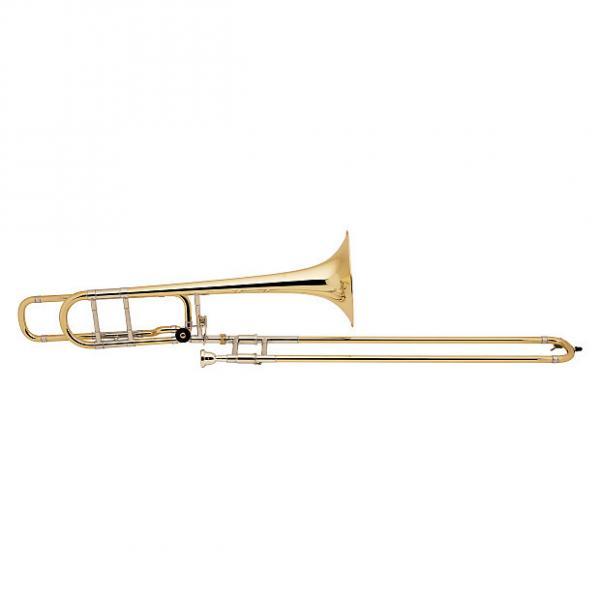 Custom Bach Stradivarius Trombone 36BO  Bb/F Trigger (BA36BO) #1 image