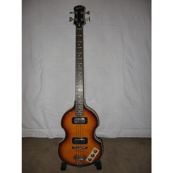 Custom Epiphone Viola Bass w/ Hard Shell Case #1 image