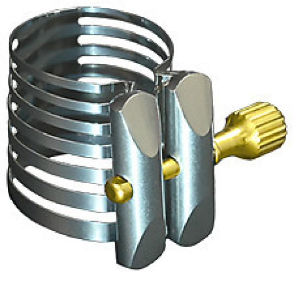 Custom Rovner Platinum ALTO SAX LIGATURE W/CAP #1 image