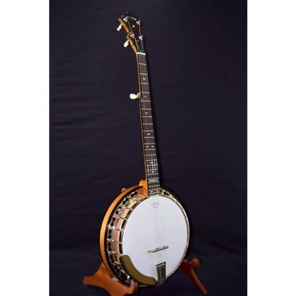 Custom Stelling  Afton Star Banjo #1 image