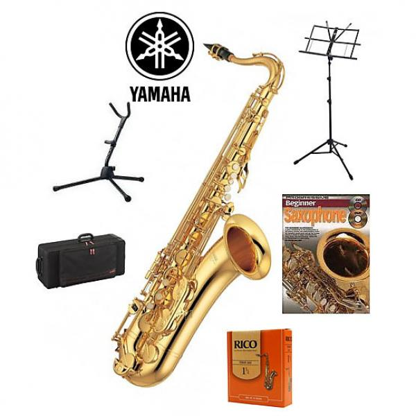 Custom Yamaha YTS280 Tenor Sax Quality Start-up Package (YTS-280)! #1 image