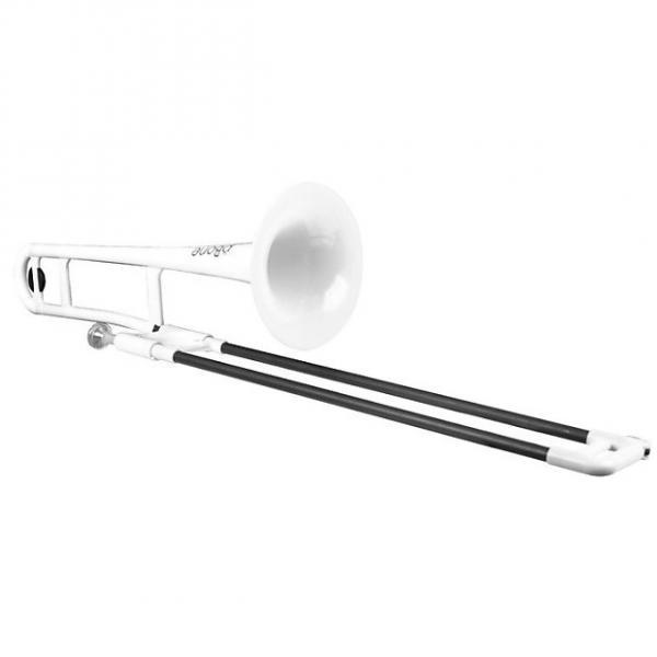 Custom pBone Trombone White (PBONE1W) #1 image