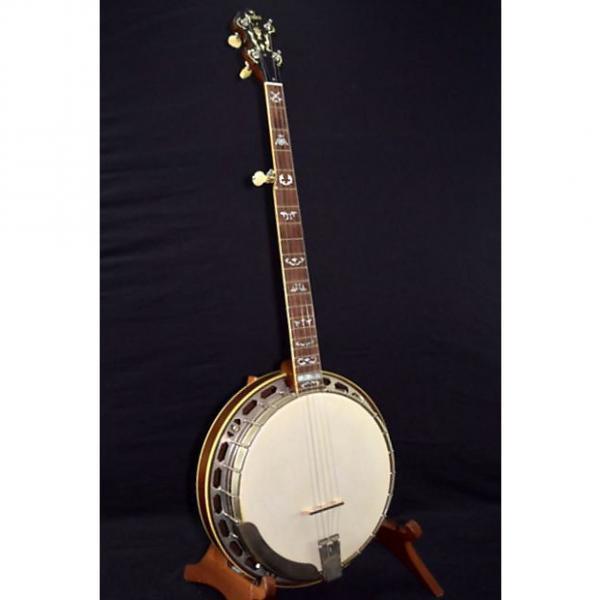 Custom Yates Ron Stewart Signature  RS-33 Maple Banjo #1 image