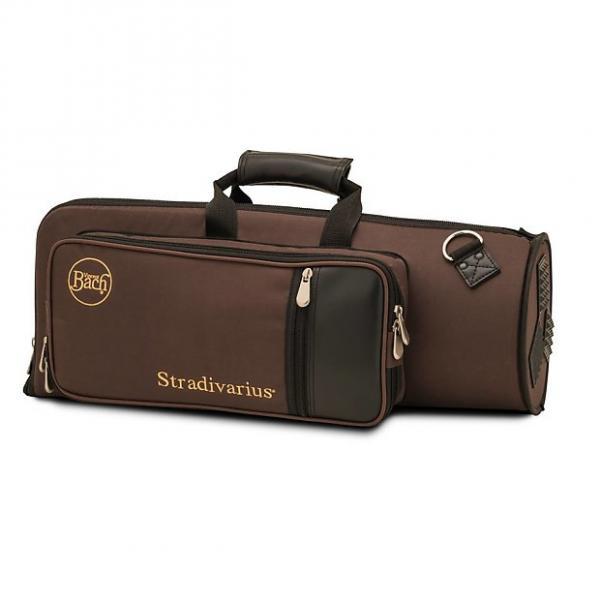 Custom Bach Stradivarius Trumpet Gig Bag BA818H #1 image