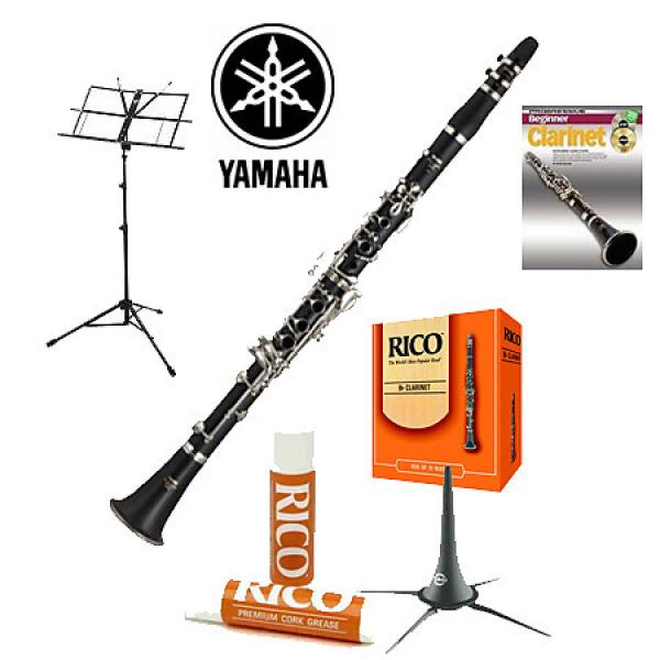 Custom Yamaha YCL255 Clarinet Quality Start-up Package (YCL-255) #1 image