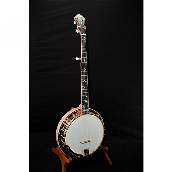 Custom Hopkins Pink Lady Banjo - Wow! #1 image