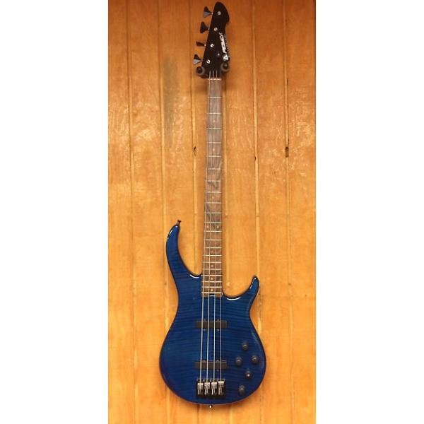 Custom Peavey Millennium 4 Plus Blue Flame #1 image