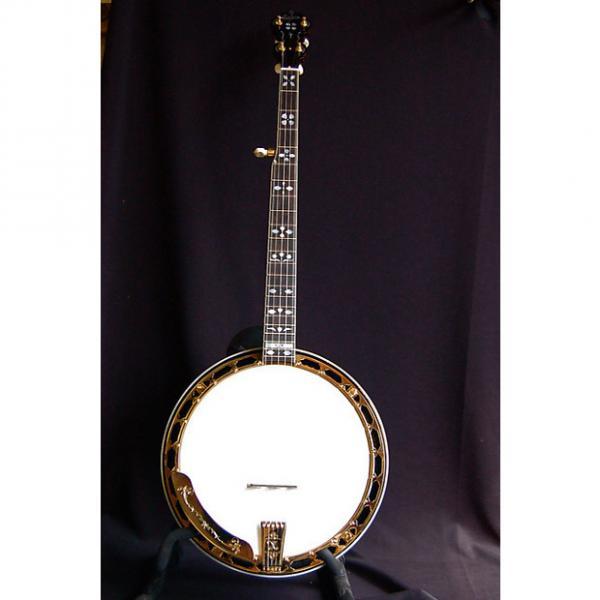 Custom Hopkins Maple Deluxe Banjo - Stunning Figured Maple! #1 image
