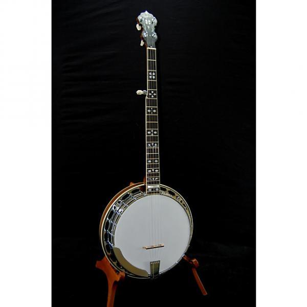 Custom Hopkins Walnut Standard Banjo - New! #1 image