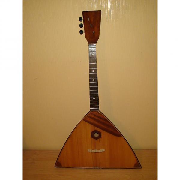 Custom Balalayka USSR Soviet Folk Instrument Vintage #1 image