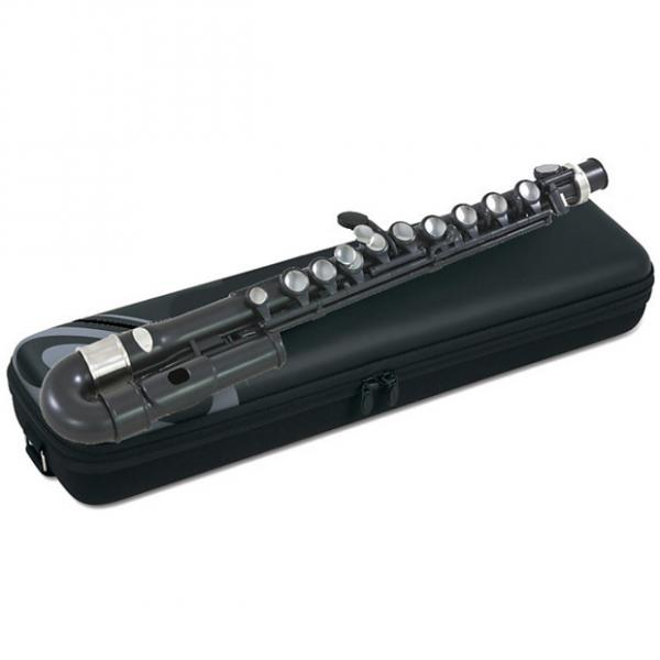 Custom Nuvo jFlute, Outfit Including Case And Accessories, Black #1 image