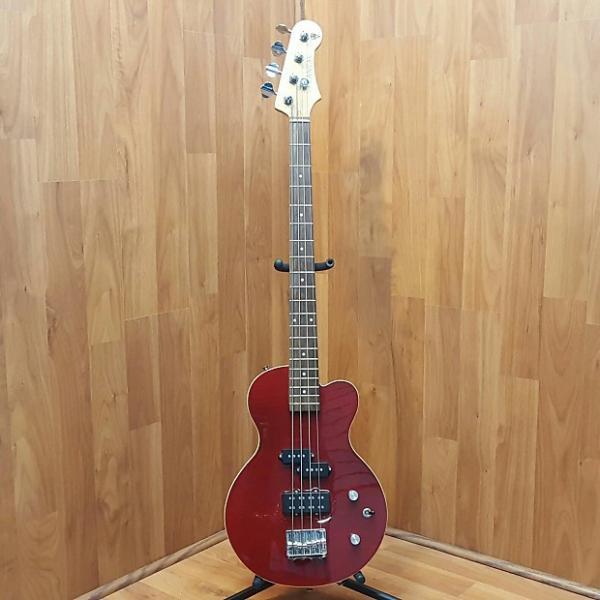 Custom Canvas 4-String Bass #1 image