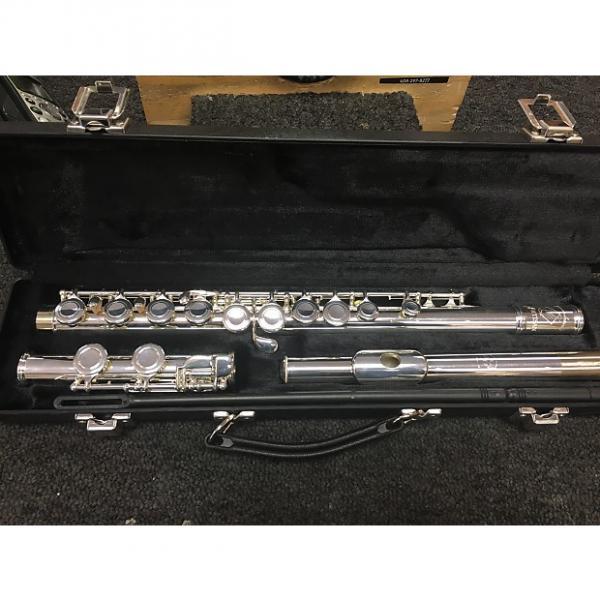 Custom Gemeinhardt Artisan AFL-200 Student Flute Silver #1 image