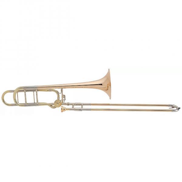 Custom CG Conn 'Symphony' Professional Model 88HCL Tenor Trombone USED LIKE-NEW #1 image