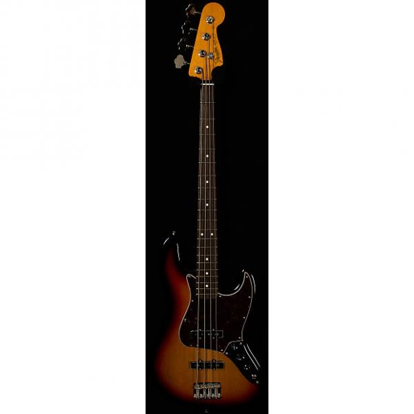 Custom Fender Classic Series '60s Jazz Bass  3 Tone Sunburst #1 image