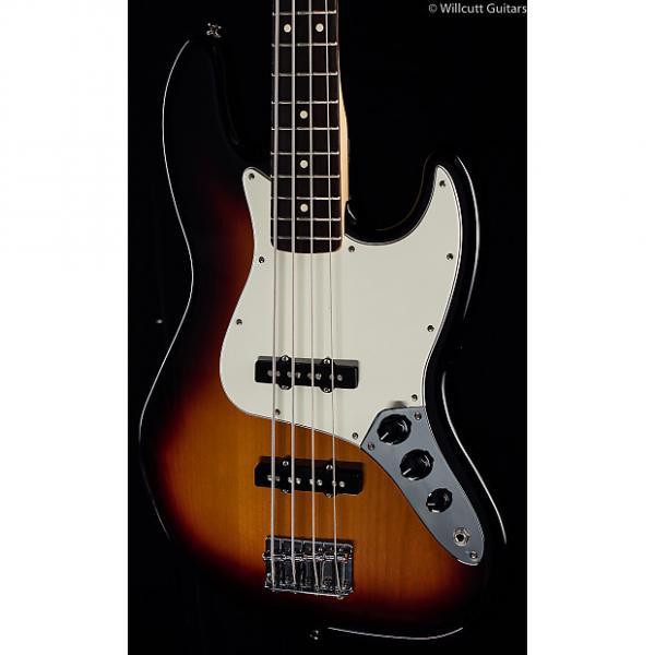 Custom Fender Standard Jazz Bass® Brown Sunburst, Rosewood (197) #1 image