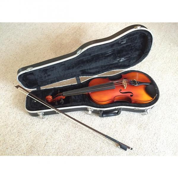 Custom Erich Pfretzschner viola  handmade copy of Antonius Stradivarius model 1100 2013 #1 image
