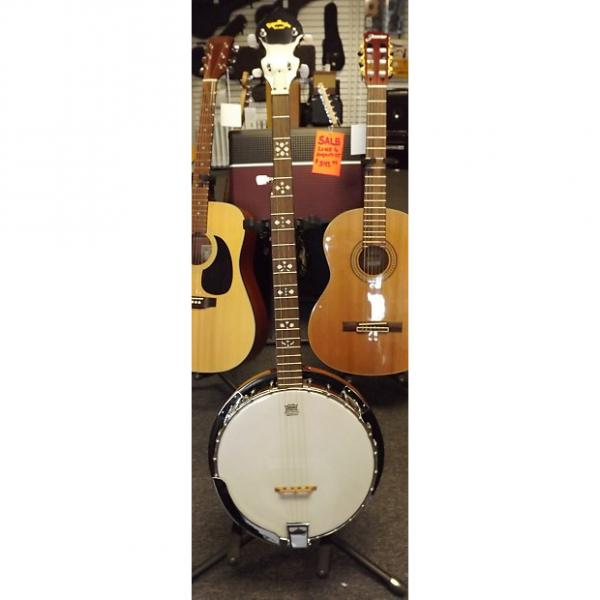Custom Sigma by Martin SB10 5 String Banjo and Case #1 image