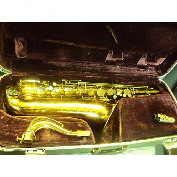 Custom Martin The Martin Tenor SAX 1950 Brass #1 image