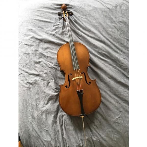 Custom Carlo Robelli 205 Series Cello Outfit (1/4 Size) Antique Brown #1 image