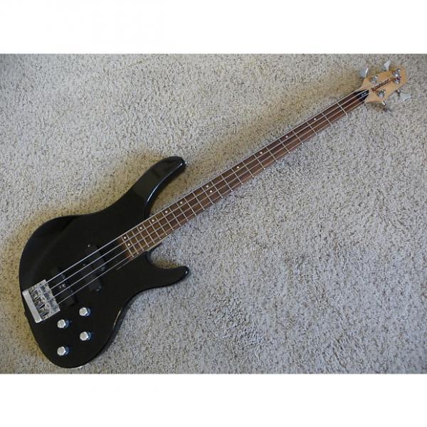 Custom Washburn XB200  Black Bantam Bass #1 image