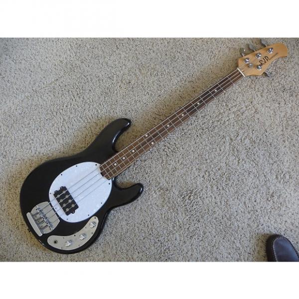 Custom RJP - Ronnie James Parker - Bass Black #1 image