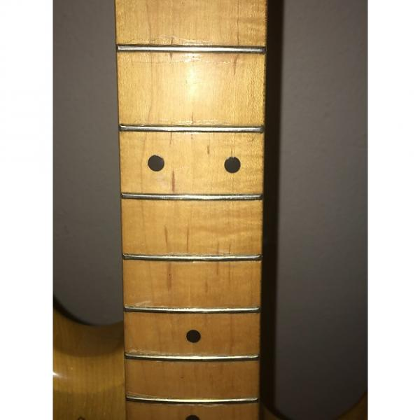Custom Hohner Precision Bass not sure what year. Natural #1 image