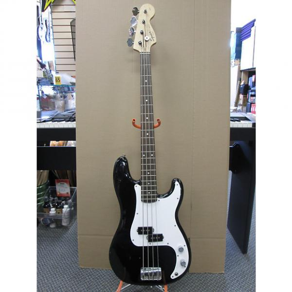 Custom Squier Precision Bass Used #1 image