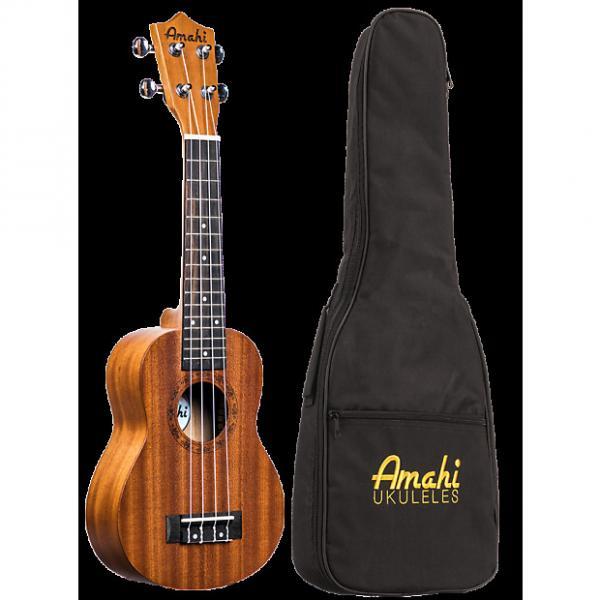 Custom Amahi UK210S Ukulele #1 image