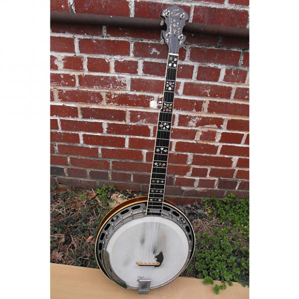 Custom Gibson Mutant RB-250 banjo 1954 Sunburst #1 image