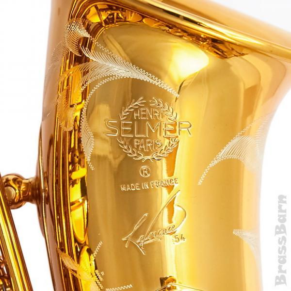 Custom Selmer Paris Reference 54 Alto 2017 Dark Gold Lacquer #1 image