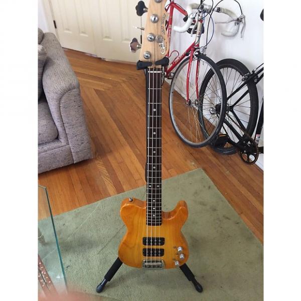 Custom G&L USA ASAT Bass  Butterscotch Blonde late early 2000's #1 image