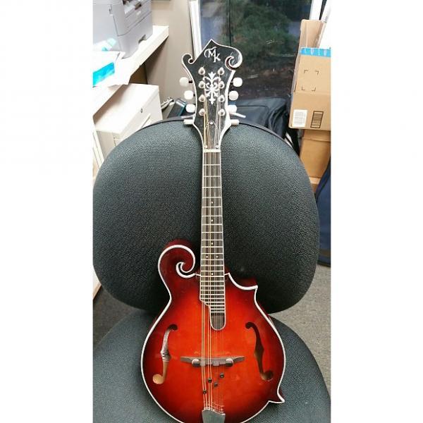 Custom Michael Kelly mandolin #1 image