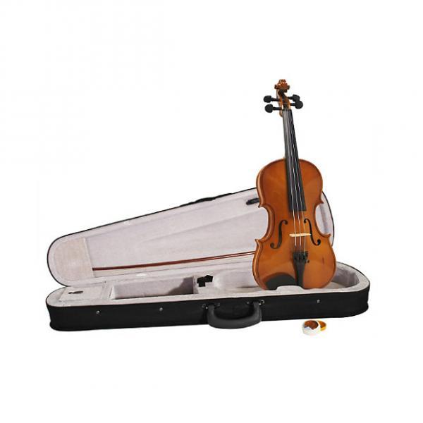Custom Windsor MI-1014 3/4 Size Violin Outfit Including Case #1 image