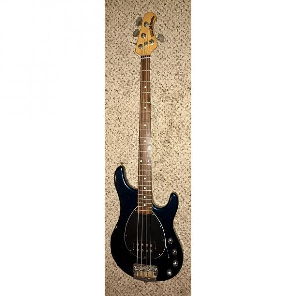 Custom Music Man Sterling electric bass guitar  Made in the USA ohsc #1 image