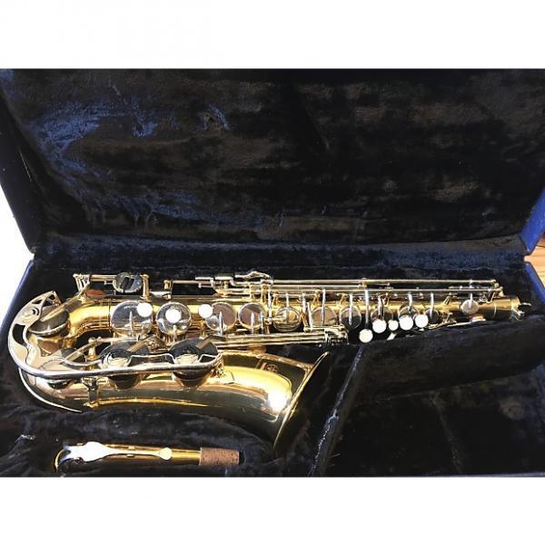 Custom Yamaha YAS26 Alto Saxophone #1 image