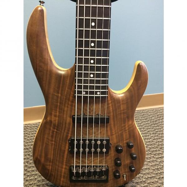 Custom Carvin LB76 6 String Electric Bass Guitar #1 image