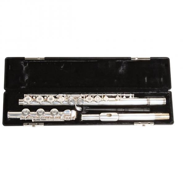 Custom Gemeinhardt Model 3OB Flute, Open Hole, Offset G, B-Foot, Silver Plated #1 image