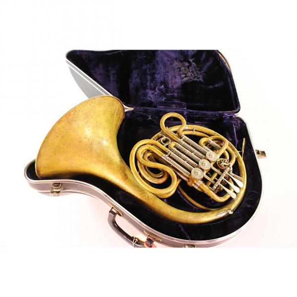 Custom Alexander 103 Professional French Horn EXCELLENT PLAYER! #1 image